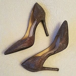 Jessica Simpson Lacewell D'Orsay Pump, Size 9.5